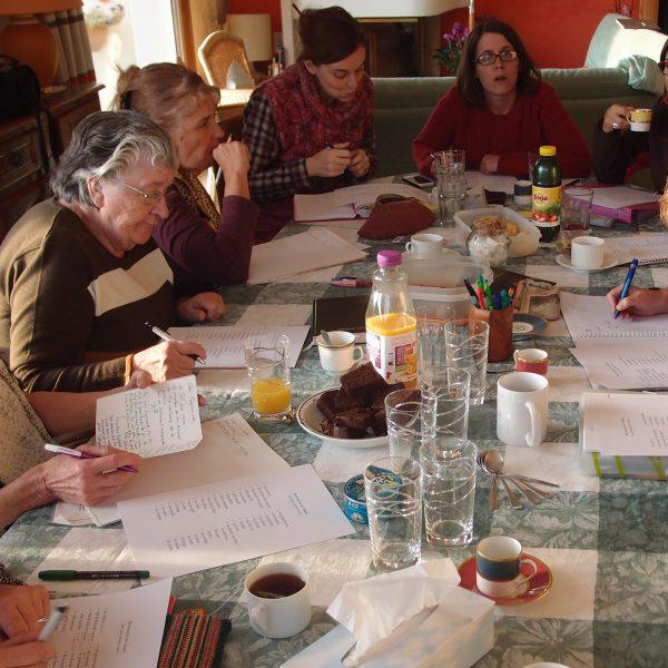 Atelier d'écriture «Les Bouilleurs De Mots»