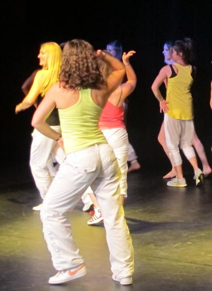 Danse Tonique (ex-Zumba)