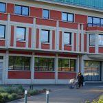 le bâtiment de l'arande qui accueillait la MJC jusqu'à juin 2017