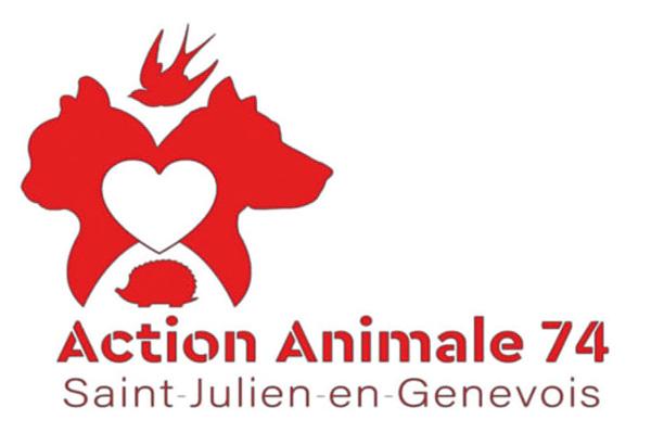 Logo Action animale 74