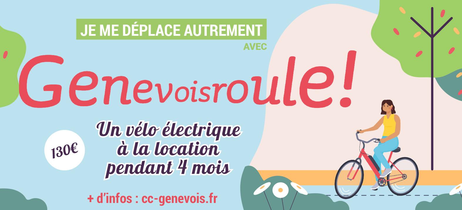 Genevois Roule location de vélos