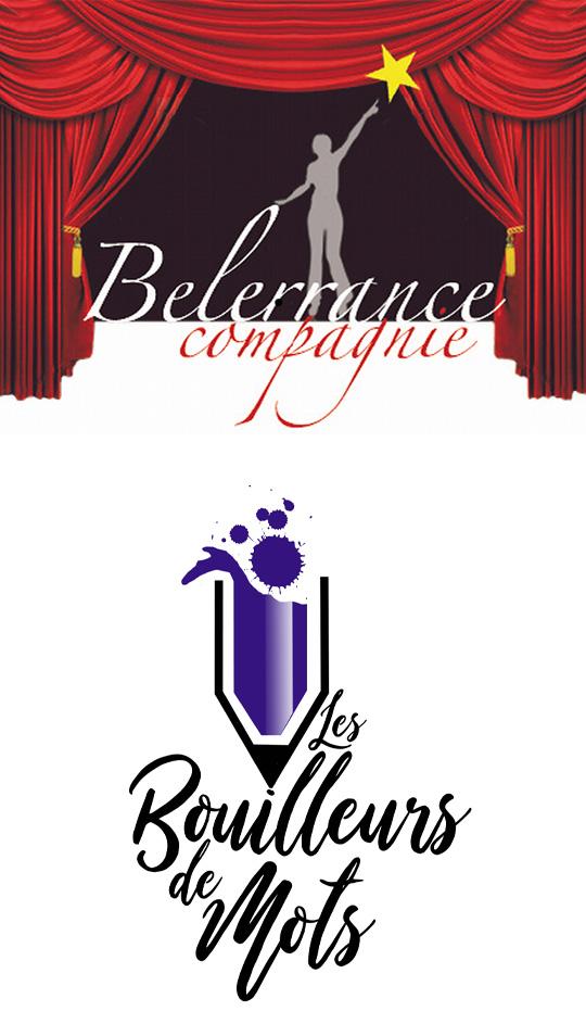 Logo Compagnie Belerrance et Bouilleurs de mots