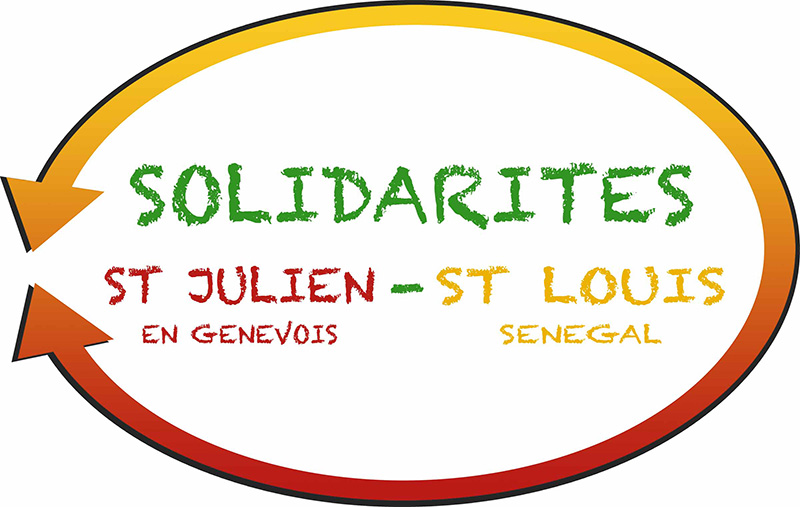 Logo Solidarités St-Julien - St-Louis